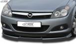 RDX Frontspoiler VARIO-X für OPEL Astra H GTC & TwinTop Frontlippe Front Ansatz Vorne Spoilerlippe