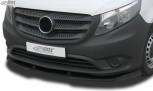 RDX Frontspoiler VARIO-X für MERCEDES Vito W447 Frontlippe Front Ansatz Vorne Spoilerlippe