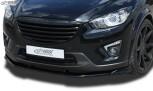 RDX Frontspoiler VARIO-X MAZDA CX5 Frontlippe Front Ansatz Vorne Spoilerlippe
