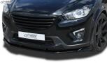 RDX Frontspoiler VARIO-X MAZDA CX5 (für Fzg. mit Unterfahrschutz) Frontlippe Front Ansatz Vorne Spoilerlippe