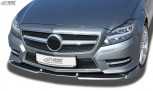 RDX Frontspoiler VARIO-X MERCEDES CLS-Klasse C218 -08/2014 i.V.m. AMG-Paket Frontlippe Front Ansatz Vorne Spoilerlippe