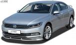 RDX Frontspoiler VARIO-X VW Passat 3G B8 Frontlippe Front Ansatz Vorne Spoilerlippe