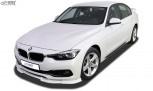 RDX Frontspoiler VARIO-X BMW 3er F30 2015+ Frontlippe Front Ansatz Vorne Spoilerlippe