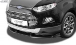 RDX Frontspoiler VARIO-X FORD EcoSport 2014-2017 Frontlippe Front Ansatz Vorne Spoilerlippe