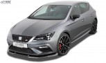 RDX Frontspoiler VARIO-X SEAT Leon 5F FR + Cupra + Cupra 300 Facelift 2017+ (auch SC und ST) Frontlippe Front Ansatz Vorne Spoilerlippe