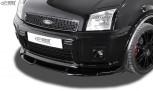 RDX Frontspoiler VARIO-X FORD Fusion Calero 2005-2012 Frontlippe Front Ansatz Vorne Spoilerlippe