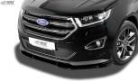 RDX Frontspoiler VARIO-X FORD Edge 2 ST-Line 2015+ Frontlippe Front Ansatz Vorne Spoilerlippe