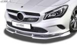 RDX Frontspoiler VARIO-X MERCEDES CLA C117/W117 2016+ Frontlippe Front Ansatz Vorne Spoilerlippe