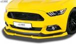 RDX Front Spoiler VARIO-X FORD Mustang VI (2014-2018) Front Lip Splitter