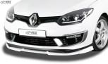 RDX Front Spoiler VARIO-X RENAULT Megane 3 GT / GT-Line 2014+ Front Lip Splitter
