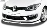 RDX Frontspoiler VARIO-X RENAULT Megane 3 GT / GT-Line 2014+ Frontlippe Front Ansatz Vorne Spoilerlippe