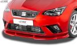 RDX Frontspoiler VARIO-X SEAT Ibiza 6F (alle, auch FR) Frontlippe Front Ansatz Vorne Spoilerlippe