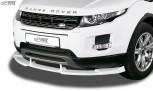 RDX Frontspoiler VARIO-X RANGE ROVER Evoque 2011-2016 Frontlippe Front Ansatz Vorne Spoilerlippe