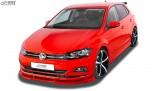 RDX Frontspoiler VARIO-X VW Polo 2G Frontlippe Front Ansatz Vorne Spoilerlippe