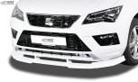 RDX Frontspoiler VARIO-X SEAT Ateca FR Frontlippe Front Ansatz Vorne Spoilerlippe