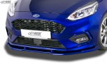 RDX Frontspoiler VARIO-X FORD Fiesta ST-Line & ST MK8 JHH Frontlippe Front Ansatz Vorne Spoilerlippe