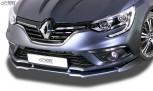RDX Frontspoiler VARIO-X  RENAULT Megane 4 Limousine & Grandtour Frontlippe Front Ansatz Vorne Spoilerlippe