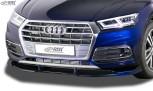 RDX Frontspoiler VARIO-X für AUDI Q5 (FY) Frontlippe Front Ansatz Vorne Spoilerlippe