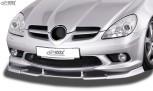 RDX Frontspoiler VARIO-X MERCEDES SLK R171 AMG-Styling -2008 (Passend an Fahrzeuge mit AMG-Stylingpaket Frontstoßstange) Frontlippe Front Ansatz Vorne Spoilerlippe