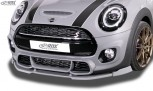 RDX Frontspoiler VARIO-X MINI Cooper S F55/F56/F57/FML2 2016+ & John Cooper Works 2016+ Frontlippe Front Ansatz Vorne Spoilerlippe