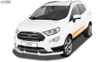 RDX Frontspoiler VARIO-X FORD EcoSport 2017+ Frontlippe Front Ansatz Vorne Spoilerlippe