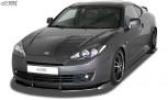 RDX Frontspoiler VARIO-X für HYUNDAI Coupe GK 2007-2009 Frontlippe Front Ansatz Vorne Spoilerlippe