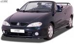 RDX Frontspoiler VARIO-X RENAULT Megane 1 Phase 2 1999-2003 Frontlippe Front Ansatz Vorne Spoilerlippe