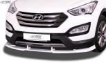 RDX Frontspoiler VARIO-X für HYUNDAI Santa Fe (DM) 2012-2015 Frontlippe Front Ansatz Vorne Spoilerlippe