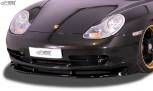 RDX Front Spoiler VARIO-X for PORSCHE 911 996 (-2002) Front Lip Splitter