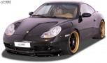 RDX Frontspoiler VARIO-X für PORSCHE 911 996 (-2002) Frontlippe Front Ansatz Vorne Spoilerlippe