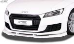 RDX Frontspoiler VARIO-X für AUDI TT (FV/8S) -2018 Frontlippe Front Ansatz Vorne Spoilerlippe