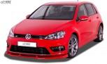 RDX Frontspoiler VARIO-X für VW Golf 7 R-Line (-2017) Frontlippe Front Ansatz Vorne Spoilerlippe