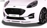 RDX Frontspoiler VARIO-X für FORD Puma ST-Line, ST-Line X, Vignale (2020+) Frontlippe Front Ansatz Vorne Spoilerlippe