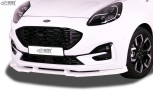 RDX Front Spoiler VARIO-X for FORD Puma ST-Line, ST-Line X, Vignale (2020+) Front Lip Splitter