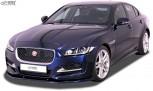 RDX Front Spoiler VARIO-X for JAGUAR XE R-Sport (2015-2020) Front Lip Splitter