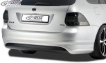 "RDX Heckansatz VW Golf 5 + 6 Variant / Kombi ""R32 clean"" Heckschürze Heck"