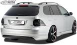 "RDX Heckansatz für VW Golf 5 + 6 Variant / Kombi ""R32 clean"" Heckschürze Heck"
