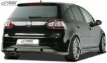 """RDX Heckansatz VW Golf 5 """"V2"""" mit Endrohrausfräsung links Heckschürze Heck"""