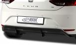 RDX Heckansatz SEAT Leon 5F / Leon 5F SC Diffusor Heckblende Heckdiffusor