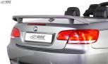 RDX Heckspoiler BMW 3er E92 M3 / E93 M3 Heckflügel Spoiler