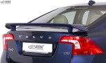 RDX Heckspoiler VOLVO V60 / S60 2013-2018 Heckflügel Spoiler