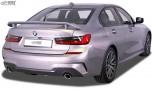 RDX Heckspoiler für BMW 3er G20 Heckflügel Spoiler