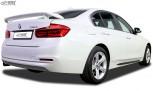 RDX Heckspoiler für BMW 3er F30 (auch Facelift)
