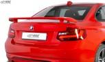 RDX Heckspoiler BMW 2er F22 / F23 (auch M Sport) Heckflügel Spoiler