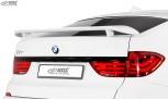 RDX Heckspoiler BMW 5er F07 GT Heckflügel Spoiler