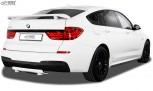 RDX Heckspoiler für BMW 5er F07 GT Heckflügel Spoiler
