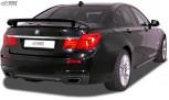 RDX Heckspoiler BMW 7er F01 / F02 Heckflügel Spoiler