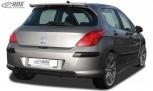 RDX Heckspoiler Peugeot 308 Dachspoiler Spoiler