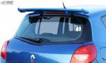 RDX Heckspoiler RENAULT Clio 3 Phase 1 & 2 Dachspoiler Spoiler