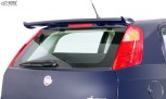 RDX Roof Spoiler FIAT Punto Evo Rear Wing